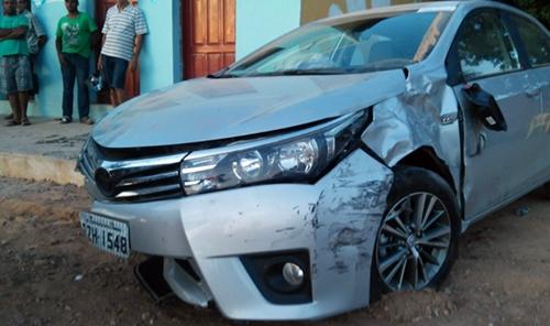 RO: Colisão entre carros da mesma família tira a vida de uma criança de 02  anos - VILHENA NOTÍCIAS